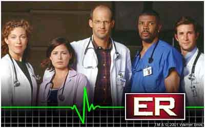 Steven Spielbergs And Michael Crichtons US Hit Series A Hyperrealistic Excursion Thru The Emergency Room Of Cook County Hospital Municipal In
